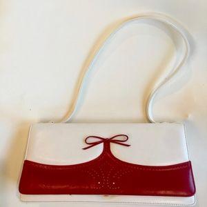 Vintage Stuart Weitzman Spectator Bag